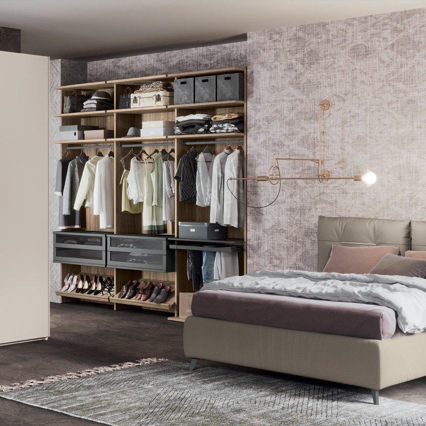 Casa-camera-matrimoniale-moderna-armadio-bianco-e-legno-golf-M201-008-009