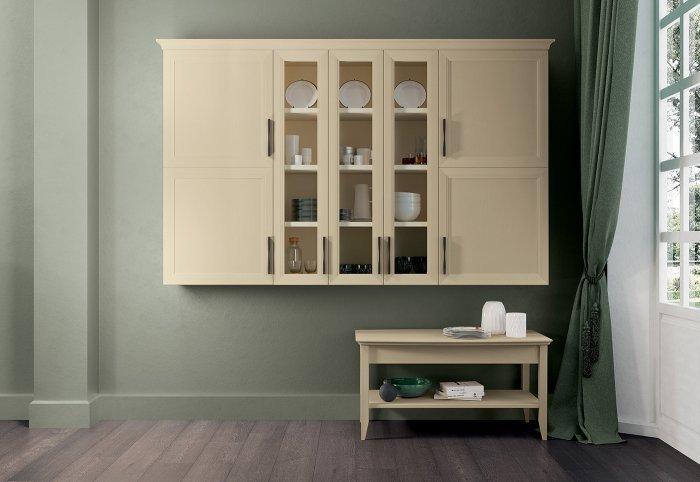 mobile-soggiorno-classico-Electa-beige-canapa-